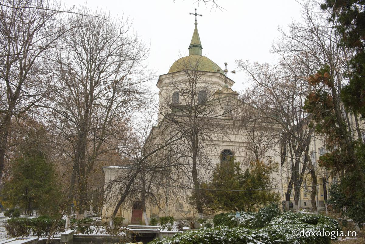 Parohia Sfântul Spiridon - Iași